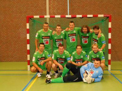 Policisté z Jablonce se zúčastnili MS v sálové kopané v Nizozemí