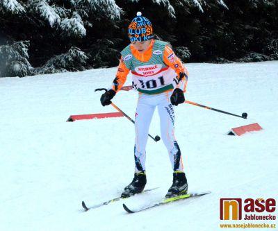 Žactvo bojovalo o lyžařské tituly v Harrachově