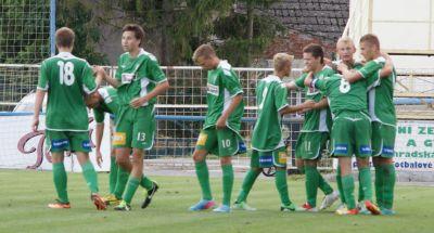 Páté vítězství dorostu FK Baumit v celostátní lize