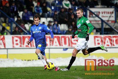 Jablonec v derby padl 0:2