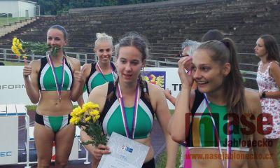 Jablonečtí atleti vezou medaile z českého šampionátu v Třinci