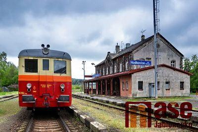Obrazem: Oslavy 155. výročí trati Pardubice - Liberec
