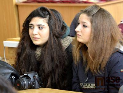 Obrazem: Zahraniční studenti na radnici