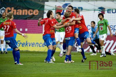 Obrazem: FK BAUMIT Jablonec - FC Viktorie Plzeň