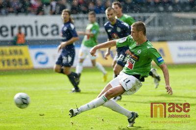Obrazem:  FK BAUMIT Jablonec - Slovácko
