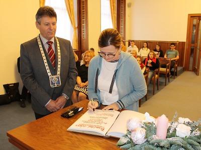 Slaví výročí dvacetileté spolupráce škol z Jablonce a Budyšína