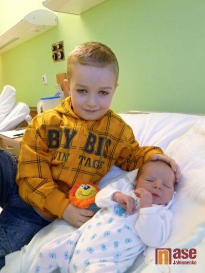 Obrazem: nově narozená miminka 24. - 27. února 2012