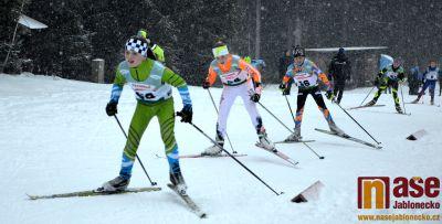 Přes dvě stovky lyžařů uctily památku Jirky Bartoše