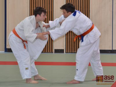 Dorostenci Judo klubu postoupili do finále