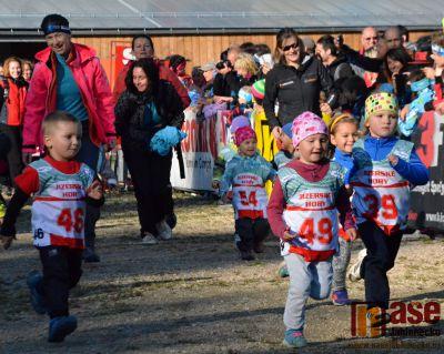 Obrazem: Mšenský přespolní běh 2015