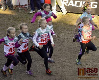 Ve Mšeně startovalo 474 běžců