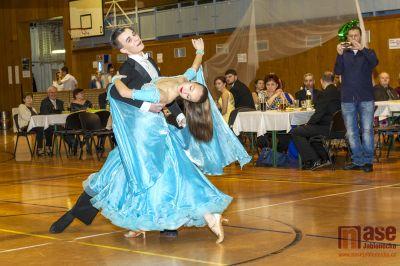 Tanvaldský městský ples se opravdu vydařil