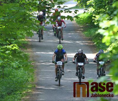 Na státní svátek se bude závodit na horských kolech