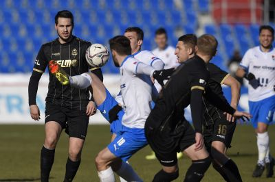 O porážce v Ostravě rozhodly penalty