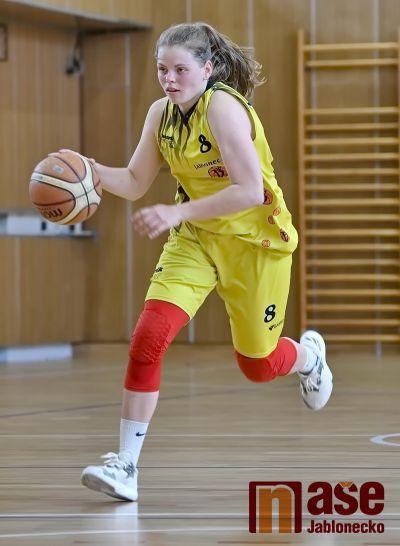 Ligové basketbalistky v Praze dvakrát prohrály