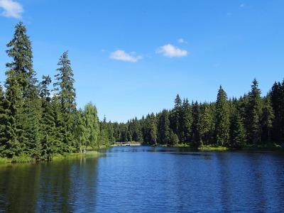 Blatný rybník patří k tváři Jizerských hor