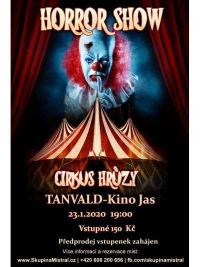 V tanvaldském kině proběhne horror show