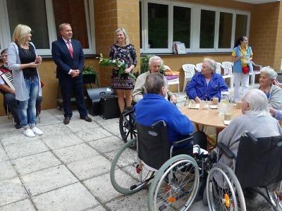 Domov důchodců Jablonecké Paseky má nového ředitele