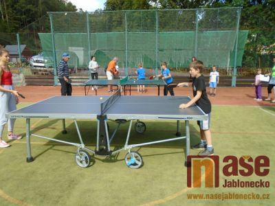 VIDEO: V Desné proběhl sportovní den pro děti