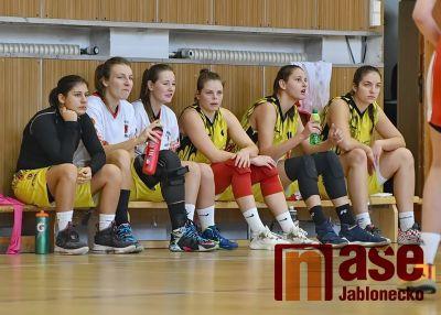 Basketbalistky v soutěžích se střídavými výsledky