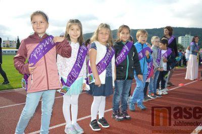 Na tanvaldské sportovce zahájili nový školní rok