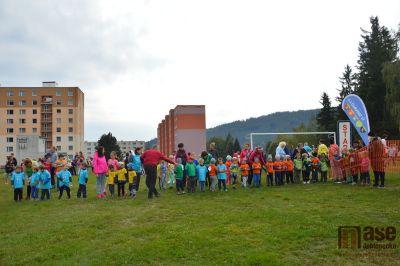 Obrazem: Seznamovací kurzy šesťáků na tanvaldské sportovce