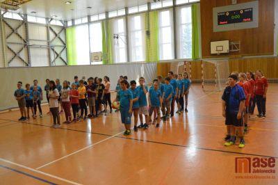 Tanvaldská sportovka hostila okolní školy na turnaji ve vybíjené