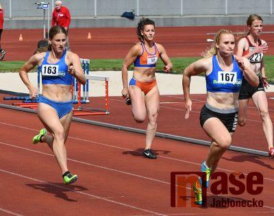 Atletky LIAZU zvítězily ve druhém kole první ligy