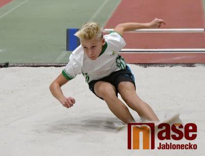 Nejmladší atleti bojovali o tituly