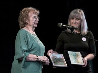 První krajskou Babičkou roku se stala Bedřiška Klíchová