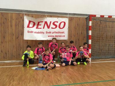 Denso cup junior měl již 3. ročník