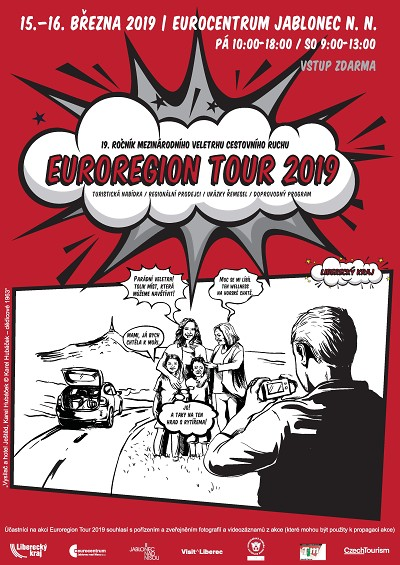 V Jablonci nad Nisou se koná již 19. ročník veletrhu Euroregion Tour