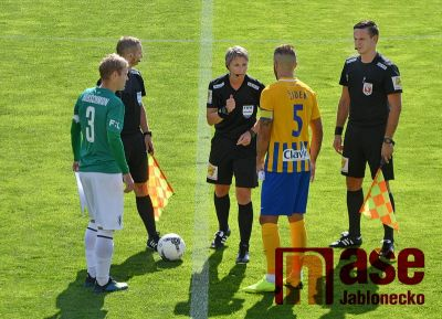 Obrazem: FK Jablonec - SFC Opava