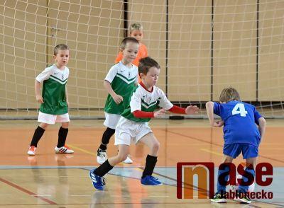 Začaly zimní fotbalové turnaje v jablonecké hale