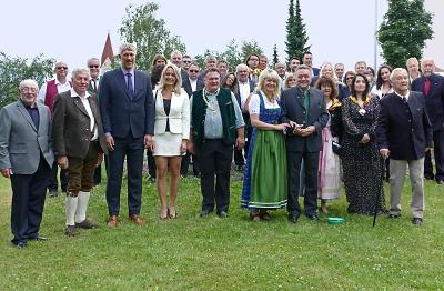 Jablonecký primátor navštívil slavnosti v partnerském městě