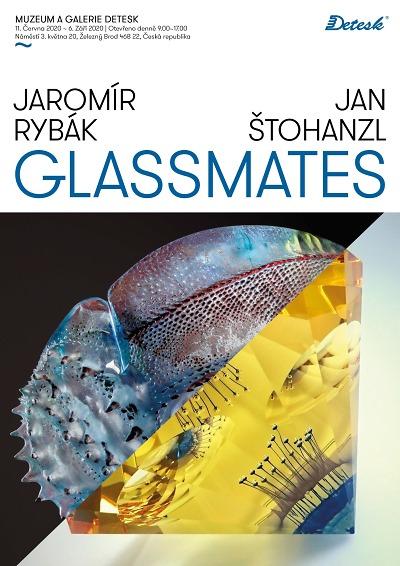 V galerii Detesk vystavují Jaromír Rybák & Jan Štohanzl
