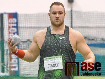 Atleti již po sedmačtyřicáté zaplnili jabloneckou halu
