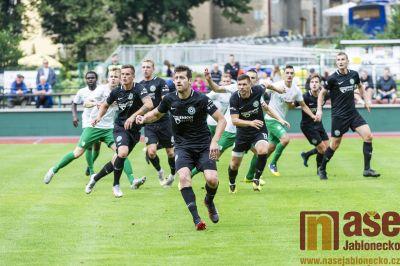 Fotbalisté Velkých Hamrů potvrdili druhé místo v divizi