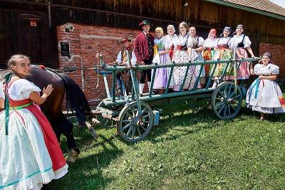 Na Sklářskou slavnost na Kristiánově se vydejte už 1. září