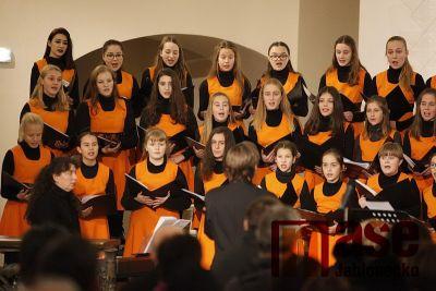Díky za vše krásné české aneb Iuventus, Gaude! v kostele sv. Anny