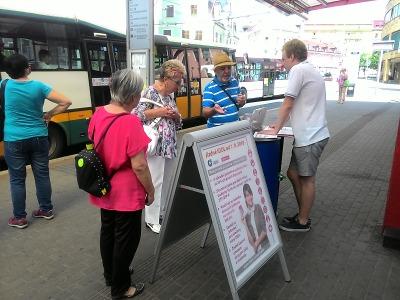 Změny Tarifu IDOL a slevy v přepravě cestujících od 1. 9. 2018