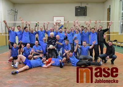 Volejbalový turnaj přátelství pořádali v Janově