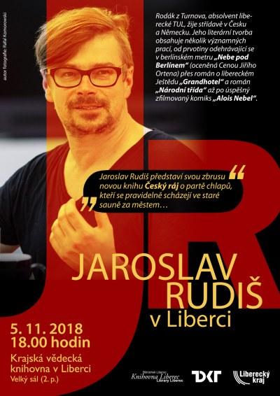 20. ročníku Dnů české a německé kultury se zúčastní i Jaroslav Rudiš