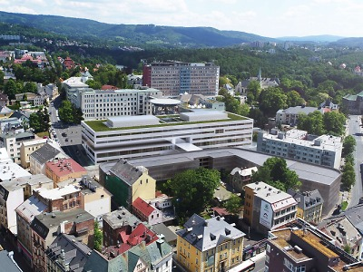 Kraj dá na modernizaci liberecké nemocnice více než 2 miliardy korun