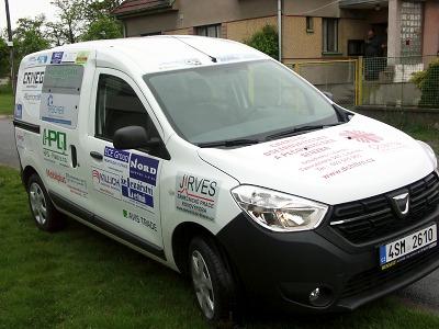 Již dvanáctý sociální automobil získali v Liberci