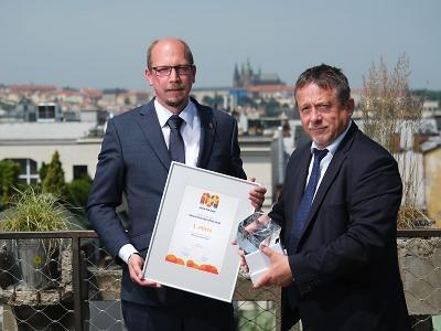 Královéhradecký kraj se stal Místem po život 2019! Liberecký kraj osmý