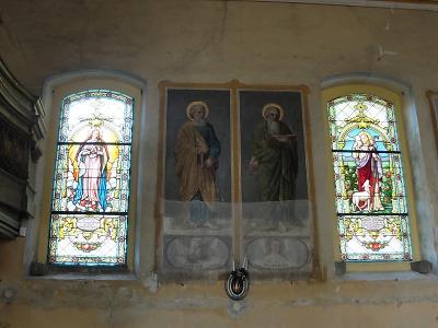 Obnovu kostela sv. Josefa na Krásné podpořil kraj bezmála milionem