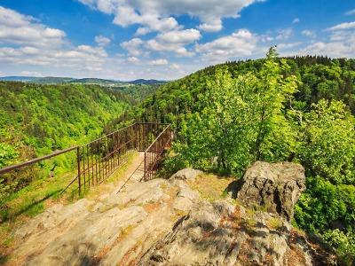 Krkavčí skála, další z málo známých míst Libereckého kraje