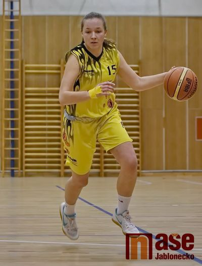 Basketbalistky přivezly z Moravy jedno vítězství