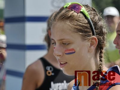 Obrazem: Závěr Olympiády dětí a mládeže v Jablonci